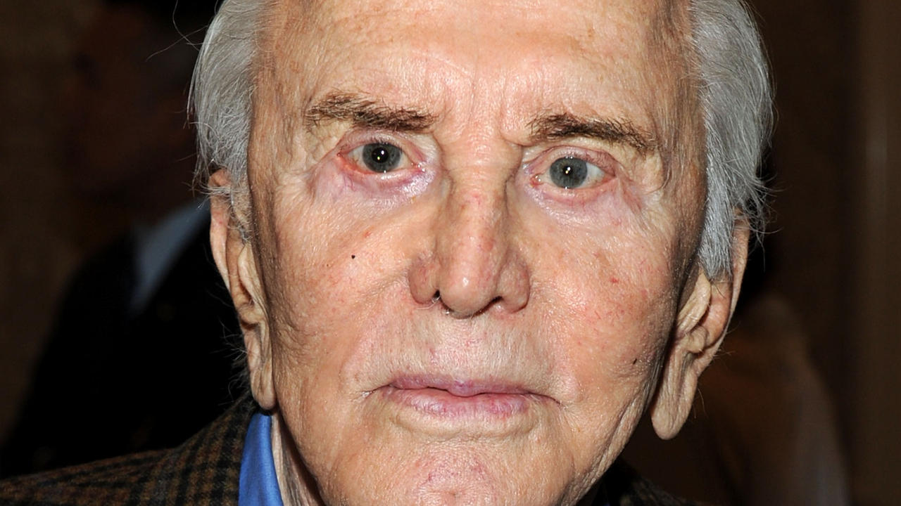 Kirk Douglas Has Celebrated His 100th Birthday! - Jhop
